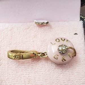 Love G&P Juicy Couture Cupcake Charm